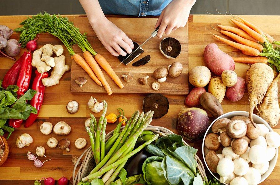 здоровый сон и еда нормализуют аппетит