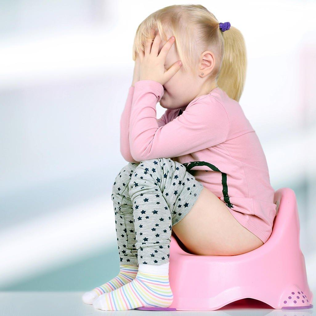 у детей возможны психологические причины запора