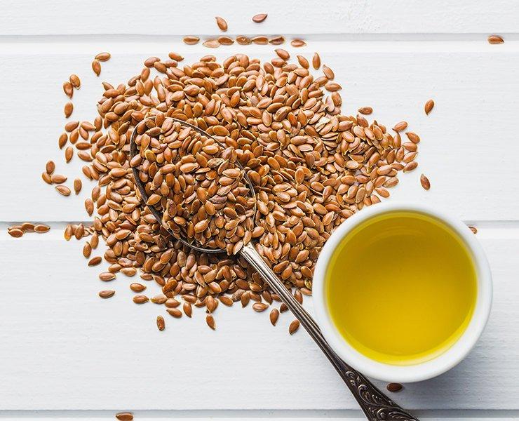 Льняное масло применяется и в косметологии